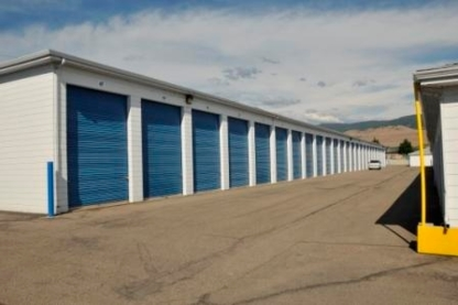 Sexsmith Self Storage - Moving Services u0026 Storage Facilities - 250-765-7285 & Storage Self-Service in Vernon BC | YellowPages.ca™