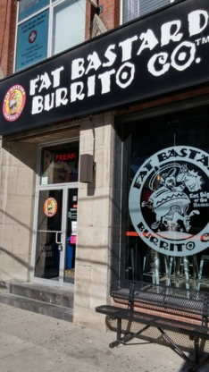 Fat Bastard Burrito - Restaurants - 647-748-4586