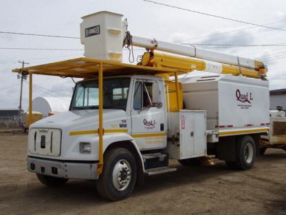 Quad-L Enterprises Ltd - Oil Field Services - 780-539-4045
