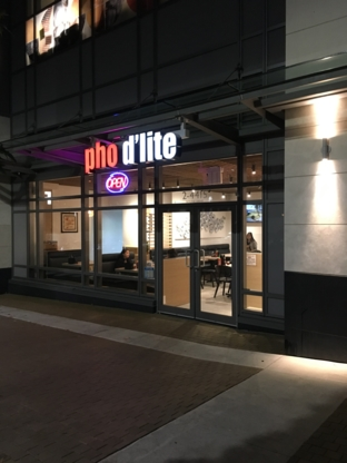 Pho D'Lite - Restaurants - 778-379-6188