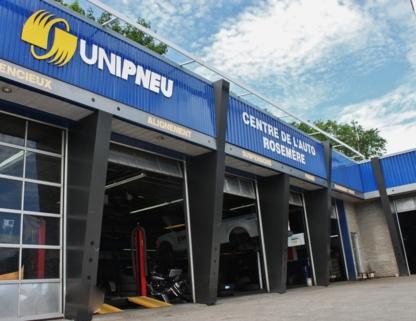 Centre De L'Auto Rosemère - Ateliers de mécanique automobile - 450-435-5713