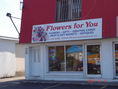 Flowers For You - Florists & Flower Shops - 705-254-6000