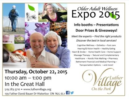 Luther Village On The Park - Services et centres pour personnes âgées - 519-783-3710