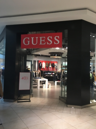 GUESS - Clothing Stores - 905-477-1299