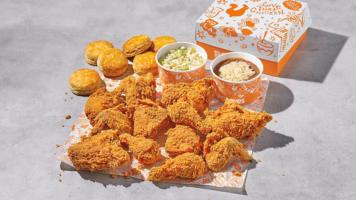 Popeyes Louisiana Kitchen - Rotisseries & Chicken Restaurants