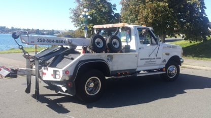 Dave's Towing - Vehicle Towing