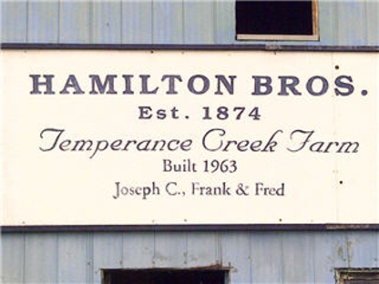 View Hamilton Bros Farm & Building Supplies Ltd - Timber Mart's Caledon Village profile