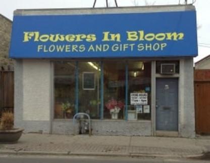 View Flowers In Bloom's Winnipeg profile