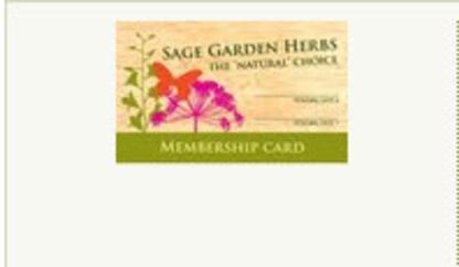Sage Garden Herbs - Garden Centres - 204-257-2715