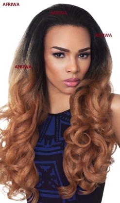 Site Internet de Afriwa Inc - Wigs & Hairpieces