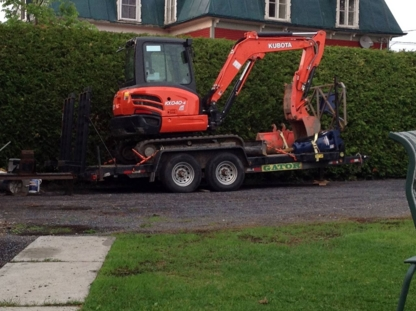 Jim Mini-Excavation Inc - Excavation Contractors - 450-360-9669