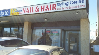 Oshawa Nails & Hairstyling Centre Inc - Hairdressers & Beauty Salons - 905-728-4623