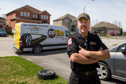 GoTire Barrie - Tire Retailers - 705-434-3131