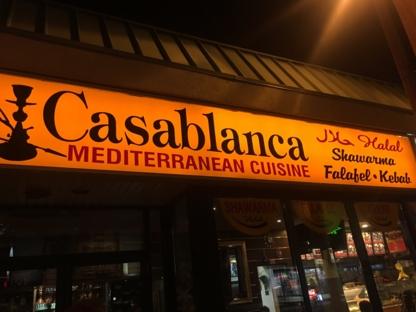 Casablanca - Restaurants - 905-371-2600