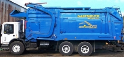 Dartmouth Metals & Bottle Ltd - Ferraille et recyclage de métaux - 902-468-1995