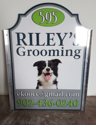 Riley's Grooming - Toilettage et tonte d'animaux domestiques - 902-436-0240