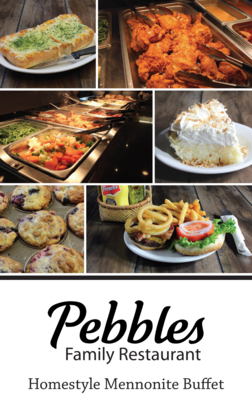 Pebbles Family Buffet - Restaurants