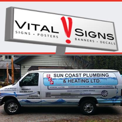 Vital Signs - Signs