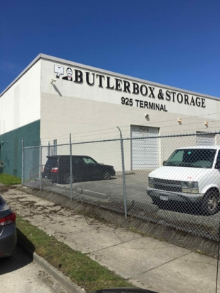 Butler Box & Storage Inc - Records & Document Storage - 604-669-1196