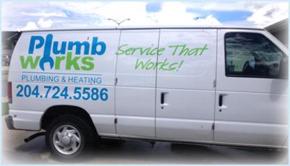 PlumbWorks - Plombiers et entrepreneurs en plomberie - 204-724-5586
