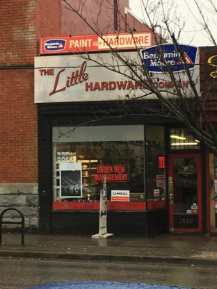 The Little Hardware Co - Paint Stores - 604-687-6285