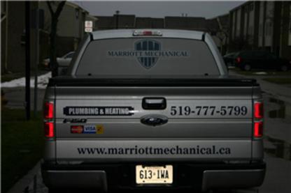Marriott Mechanical - Plumbers & Plumbing Contractors