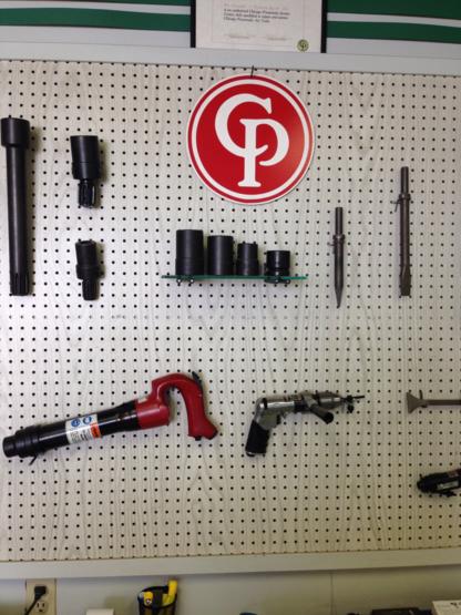 Ace Pneumatic & Hydraulic Repair Ltd - Tools