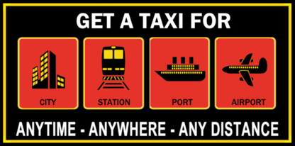 Comfortable Airport Taxi - Airport Transportation Service