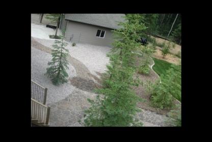 Cougar landscaping fort st john