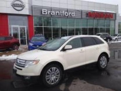 Brantford Nissan Inc - New Car Dealers - 519-756-9240