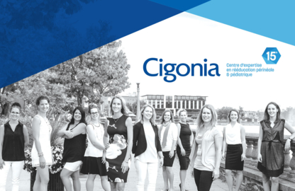 Cigonia - Physiotherapists & Physical Rehabilitation - 819-821-3434