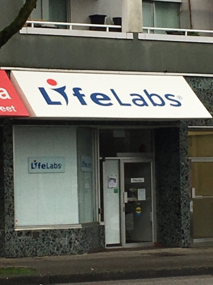LifeLabs - Medical Laboratories - 604-431-7206