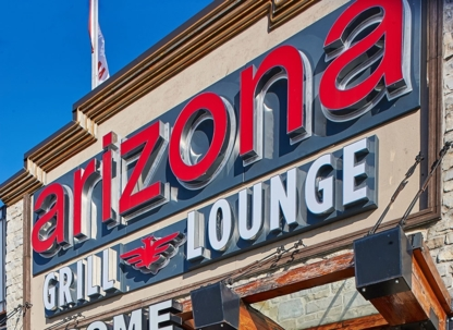 Arizona Grill Lounge - Restaurants - 647-490-2331