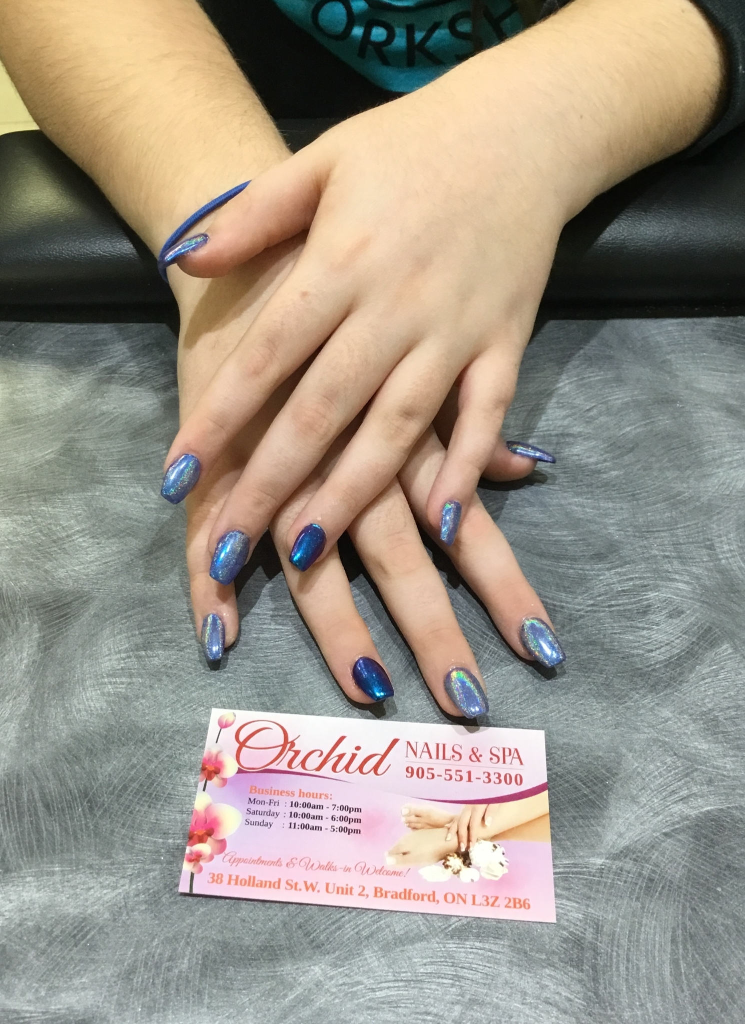 Cozy nails spa toronto nail ftempo - Nail salon marylebone ...
