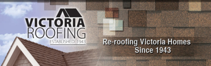 Victoria Roofing Established 1943 - Roofers - 250-382-2331