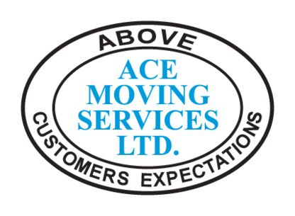 Ace Moving Services Ltd - Moving Services & Storage Facilities - 905-939-0951