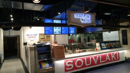 Souvlaki Bar CN Station - Greek Restaurants - 514-903-0955