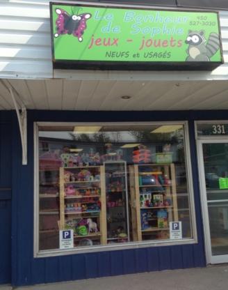Le Bonheur De Sophie - Toy Stores