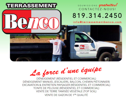 Terrassement Benco - Transportation Service