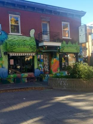 Chez Jose Café - Coffee Shops - 438-764-1381