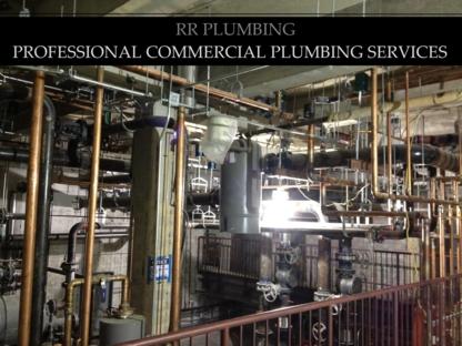 RR Plumbing - Plumbers & Plumbing Contractors - 416-828-4843
