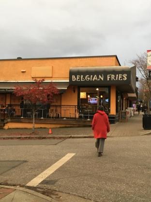 Belgian Fries - Restaurants