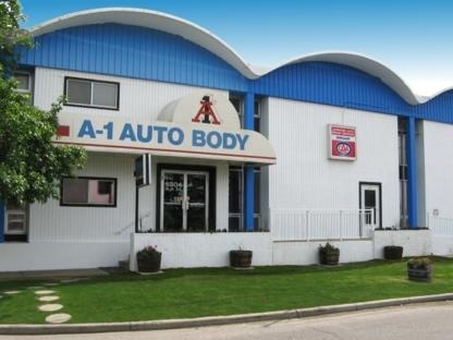 A-1 Auto Body Ltd - Auto Body Repair & Painting Shops - 403-253-7867