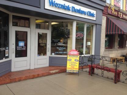 Wozniak Denture Clinic - Traitement de blanchiment des dents - 519-623-6911