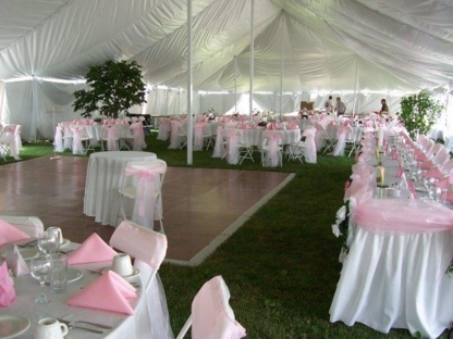 St Thomas Canvas & Awning Inc - Party Supply Rental - 519-633-4444