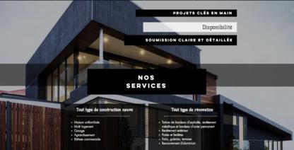 Construction Jerome Morin Inc A Rimouski Pagesjaunes Ca Mc