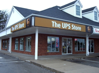 The UPS Store - Courier Service - 519-884-4012