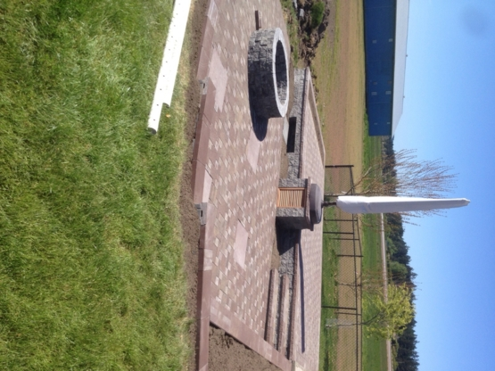 Alliston Stoneworks - Concrete Contractors - 250-885-9138