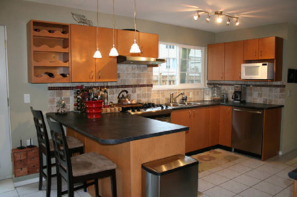 At Home Kitchens - Counter Tops