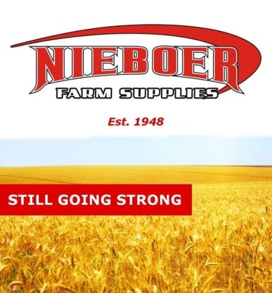 Nieboer Farm Supplies (1977) Ltd - Farm Equipment